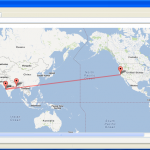 Use google maps in desktop applications