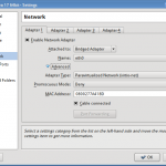 Install Fedora 17 64bit on virtualbox