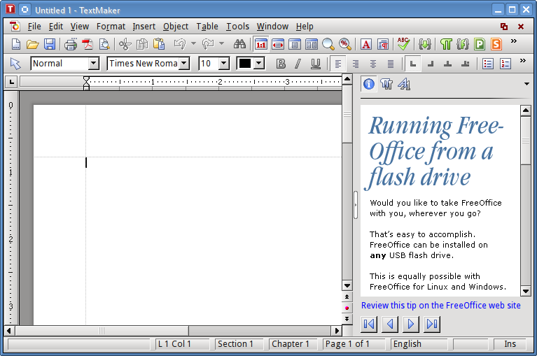 freeoffice_textmaker