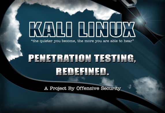 Kali linux for penetration testers