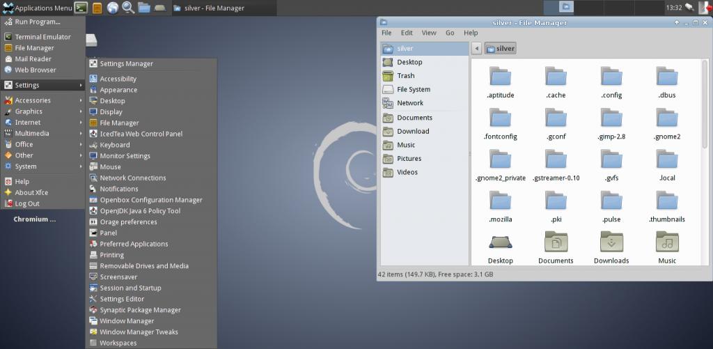 Install Xfce on Debian 7 wheezy – BinaryTides