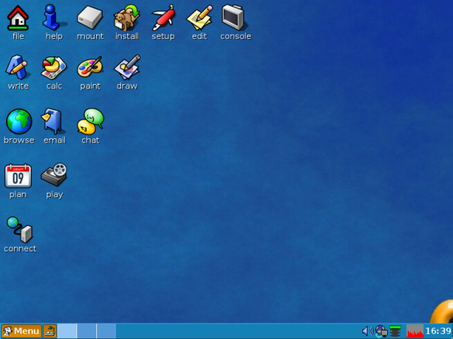 precise puppy linux desktop