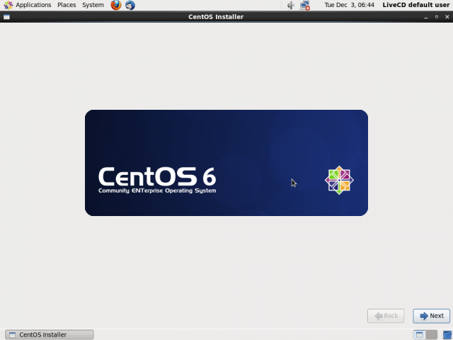 centos 6.5 install screenshot 3