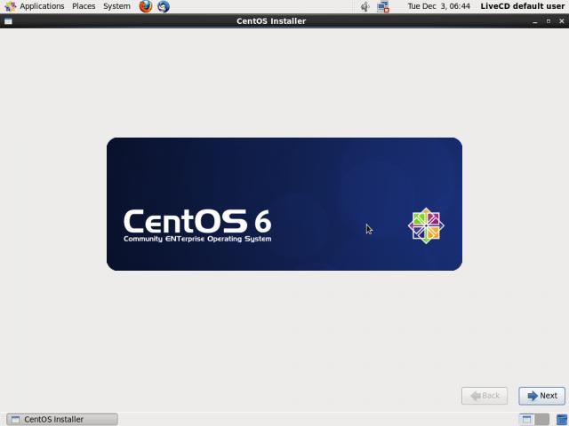centos 6.5 install screenshot 3