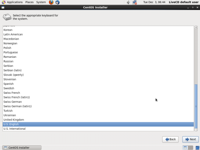 centos 6.5 install screenshot 4