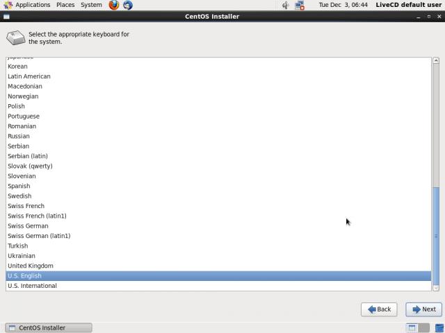 centos 6.5 install screenshot 4
