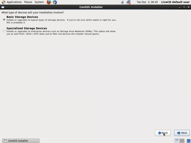 centos 6.5 install screenshot 5