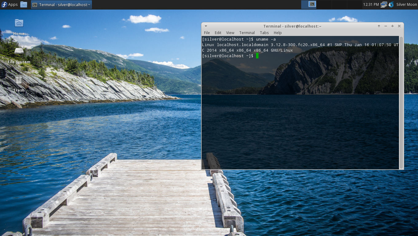 18 Things to do after installing Fedora 20, the Xfce spin – BinaryTides