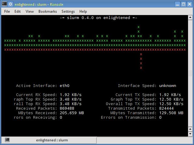 slurm command linux