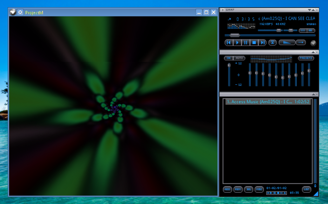 qmmp music player linux