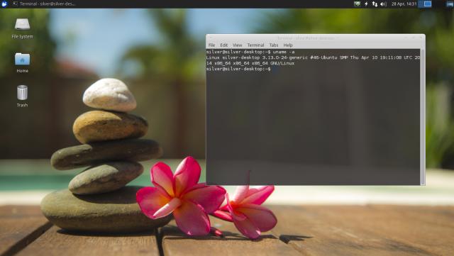 xubuntu 14.04 desktop
