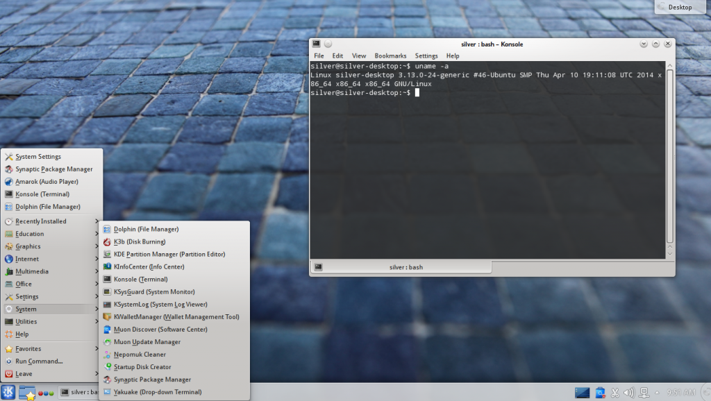 20 cool things to do after installing Kubuntu 14 04 Trusty Tahr