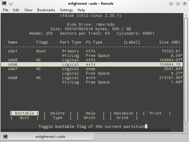 9 commands to check hard disk partitions and disk space on Linux