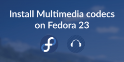 install multimedia codecs on fedora 23