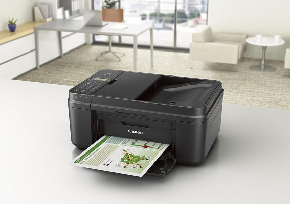 Canon PIXMA MX492 Wireless Printer
