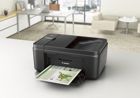 Canon PIXMA MX492 Wireless Printer
