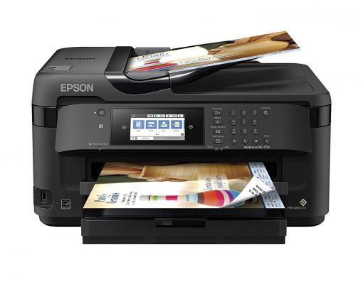 WorkForce WF-7710 Inkjet Printer