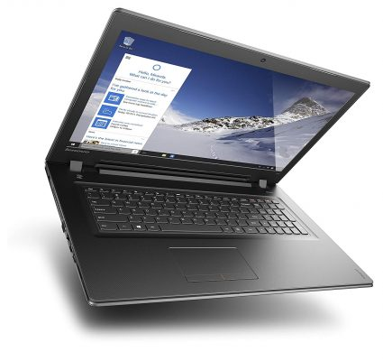 "Lenovo ideapad 300 17.3"" Laptop"