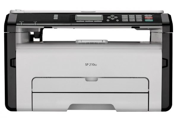 Ricoh SP210SU Multi-Function Laser Printer