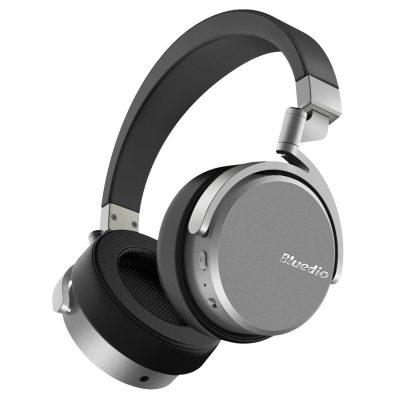 Bluedio Vinyl Stereo Rotary Bluetooth Headphones