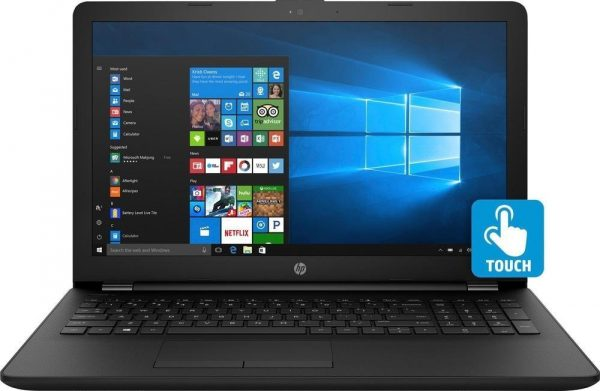 HP Notebook 15.6 Inch Touchscreen Laptop