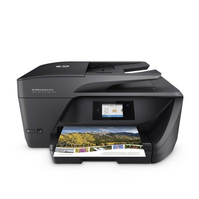 HP OfficeJet Pro 6968 All-in-One Wireless Printer