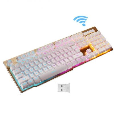 Soke-Six Wireless Backlit Keyboard