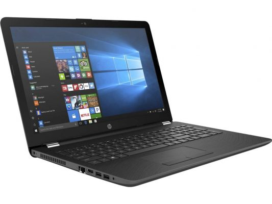 "HP 15.6"" HD Touchscreen Notebook"