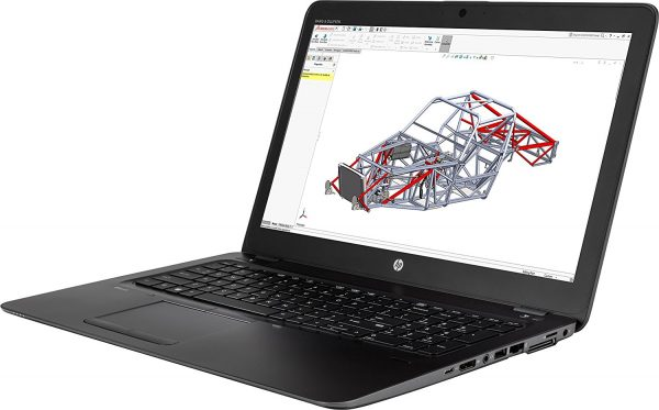 "HP Zbook 15u G4 Workstation 15.6"" Notebook"