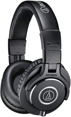 Audio-Technica ATH-M40x Studio Monitor Headphones