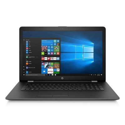 "High Performance HP 17.3"" HD Display Laptop"