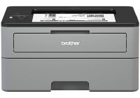 Brother Compact Monochrome Wireless Laser Printer, HL-L2350DW