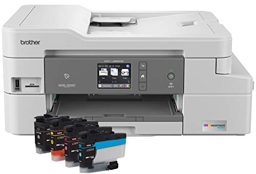 Brother MFC-J995DW Color Inkjet All-in-One Printer