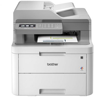 Brother MFC-L3710CW Compact Digital Color All-in-One Printer