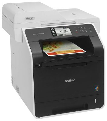 Brother MFC-L8850CDW Wireless Color Laser Printer
