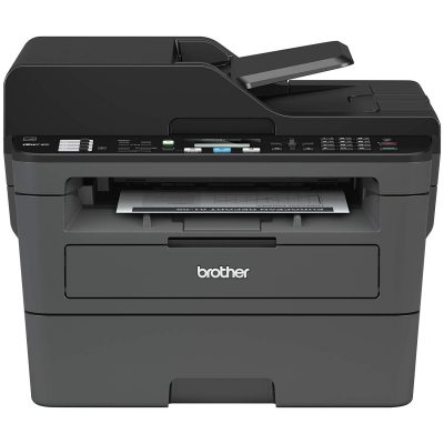 Brother Monochrome All-In One Laser Printer, MFCL2710DW