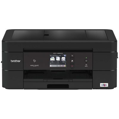 Brother Wireless All-in-One Inkjet Printer, MFC-J895DW