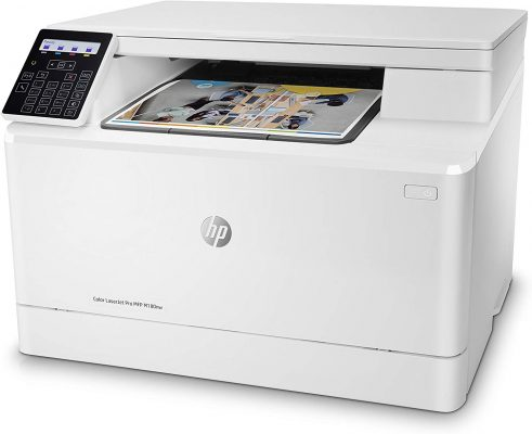 HP Color Laserjet Pro M180nw Wireless Laser Printer