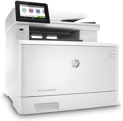 HP Color LaserJet Pro M479fdw Wireless Laser Printer