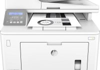 HP Laserjet Pro M148dw Wireless Laser Printer