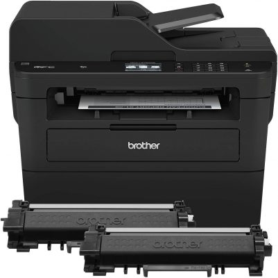 Brother Compact Monochrome Multi-function Laser Printer, MFCL2750DWXL