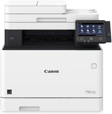 Canon Color imageCLASS MF743Cdw - All in One Laser Printer