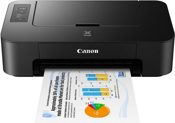 Canon TS202 Inkjet Photo Printer