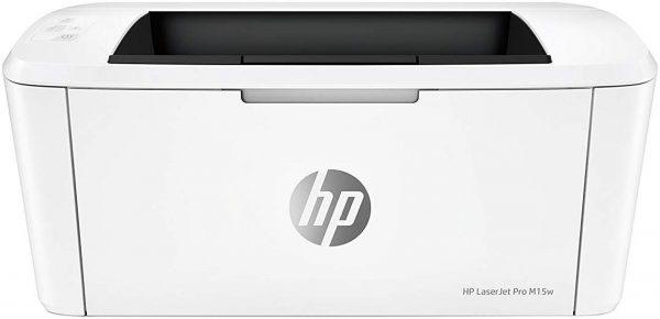HP LaserJet Pro M15w Wireless Laser Printer