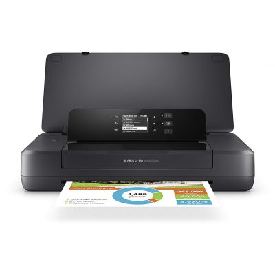 HP OfficeJet 200 Portable Printer