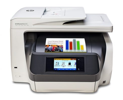 HP Officejet Pro 8730 D9L20A All-In-One Printer