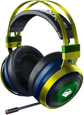 Razer Nari Ultimate Overwatch Lucio Edition Gaming Headset