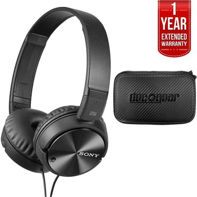 Sony Noise Cancelling Headphones MDRZX110NC
