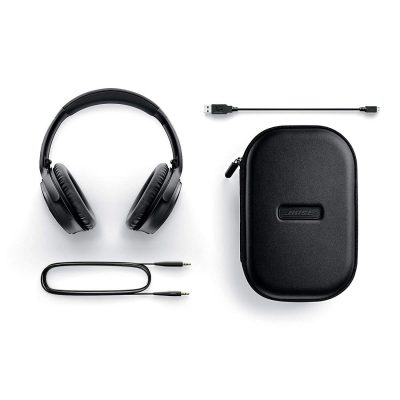 Bose QuietComfort 35 II Wireless Bluetooth Headphones Package