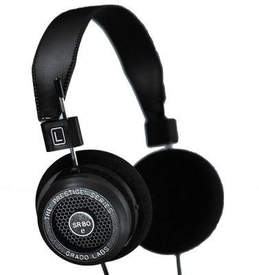 GRADO SR80e Prestige Series Wired Headphones